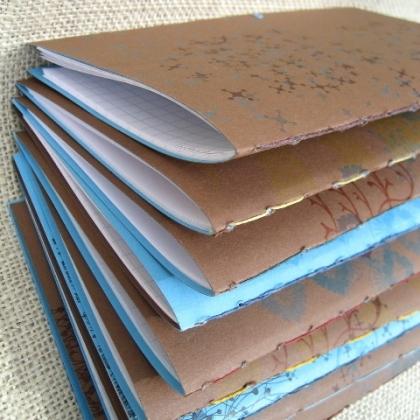 BirdDog Press Blank Notebook