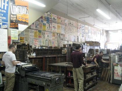 showprints