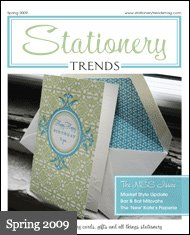 Stationery Trends Spring 09