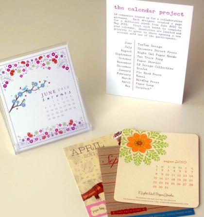 NSS 2010 Calendar